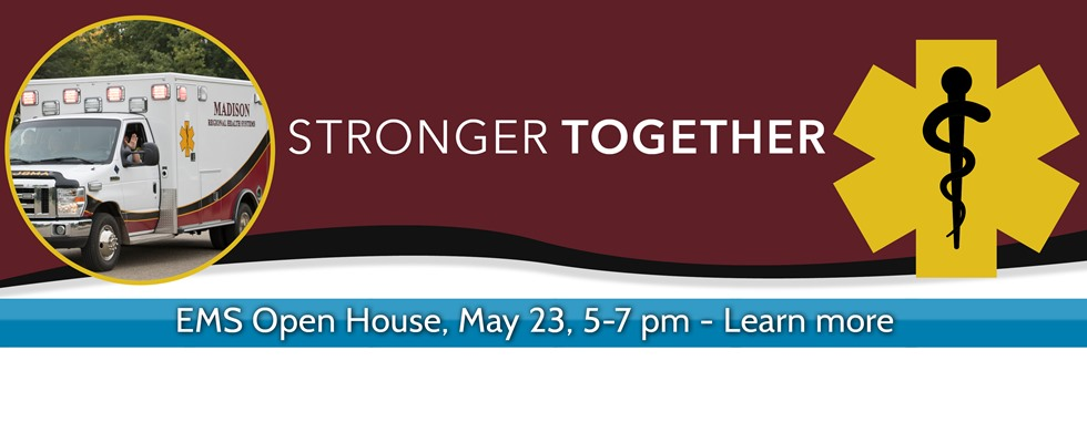 EMS Open House May 23