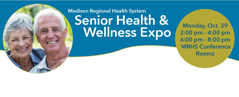 MRHS Senior Health and Wellness Expo Oct. 29