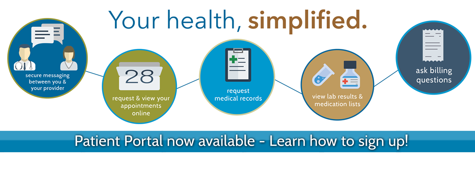 Patient Portal now available