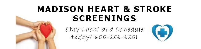 Heart & Stroke Screenings