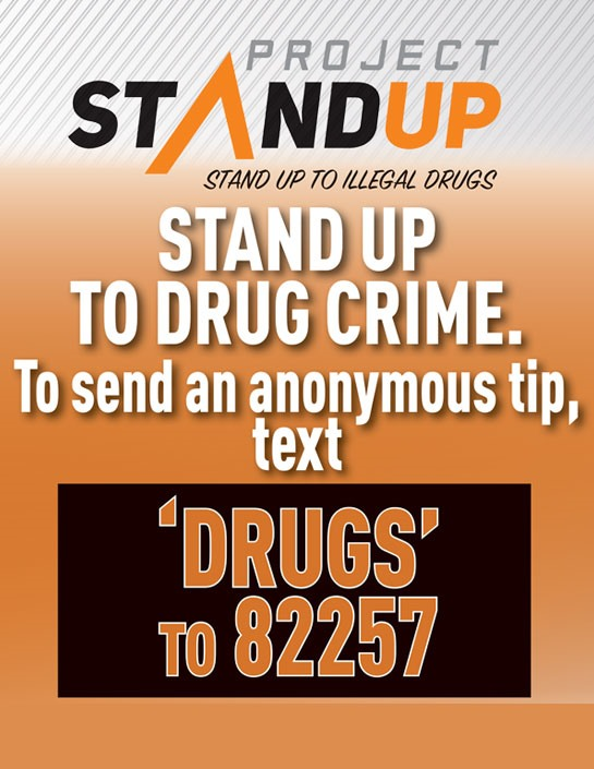 StandUp to drug crime